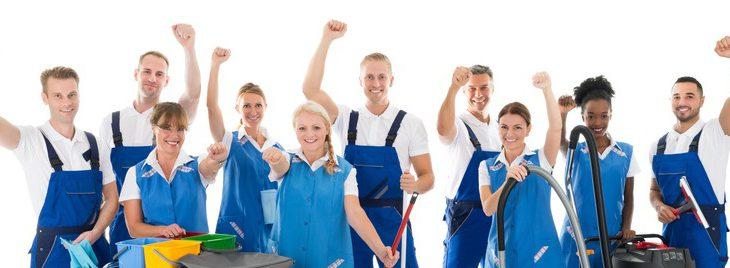 Vind in de regio Eindhoven schoonmaakdienst